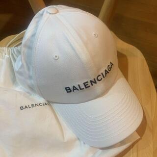 BALENCIAGA BAG -  BALENCIAGA キャップ