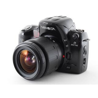 コニカミノルタ(KONICA MINOLTA)の#2705☆フイルムカメラの入門機種にピッタリ‼☆ MINOLTA a807si(フィルムカメラ)