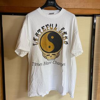 アートヴィンテージ(ART VINTAGE)の90s grateful dead oneita tee XL シングルステッチ(Tシャツ/カットソー(半袖/袖なし))