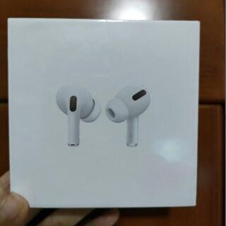 アップル(Apple)のApple AirPods Pro 新品未開封 エアポッズ プロ アップル 本体(ヘッドフォン/イヤフォン)