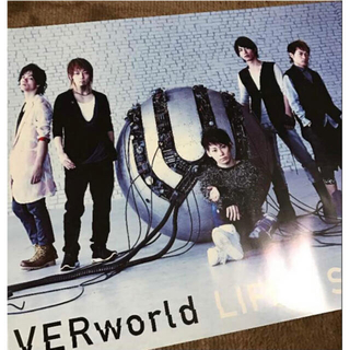 UVERworld ポスター&カレンダー 4枚(ミュージシャン)