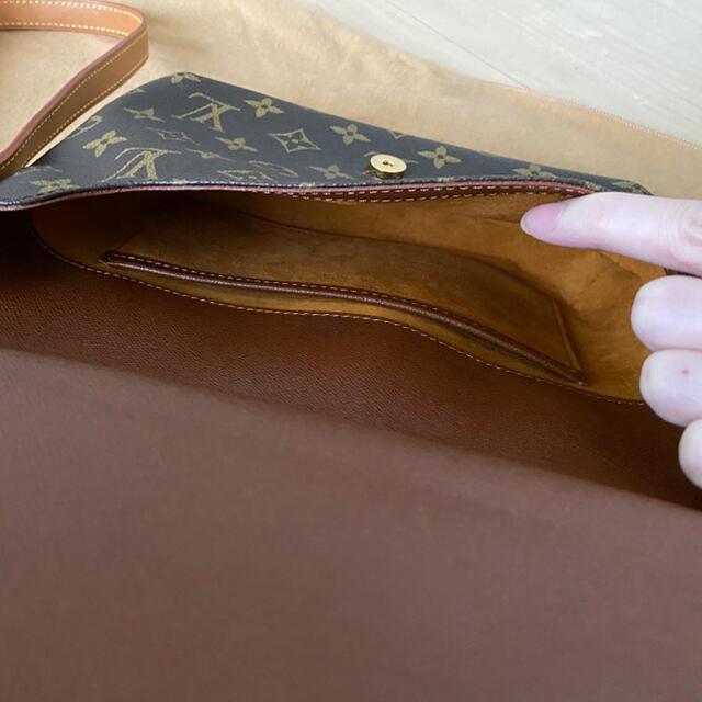LOUIS VUITTON(ルイヴィトン)のLOUIS VUITTON ミュゼットタンゴショート ショルダーバッグ 美品 レディースのバッグ(ショルダーバッグ)の商品写真