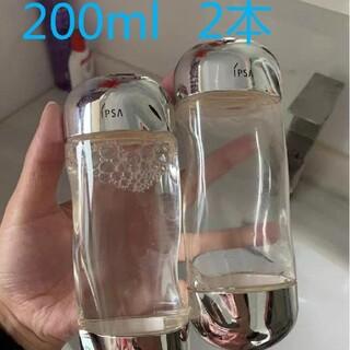 イプサ(IPSA)のIPSA イプサ ザタイムR アクア 200ml 化粧水 ローション 2セット(化粧水/ローション)