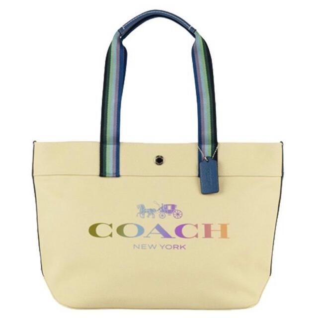 COACH(コーチ)のコーチ トート 91170 SV/NA レディースのバッグ(トートバッグ)の商品写真