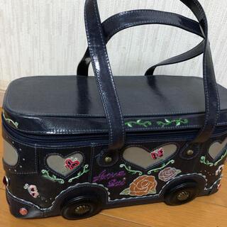 アナスイ(ANNA SUI)の激レア 正規品 ANNA SUI アナスイ 400個限定品 バス型 ハンドバッグ(ハンドバッグ)