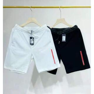 プラダ(PRADA)の新品/プラダ PRADA半ズボン/XL(ショートパンツ)