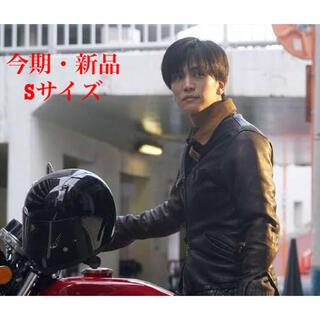 glamb - 岩田剛典 着用モデル/新品/グラム glamb/レザージャケット/①/Sサイズ