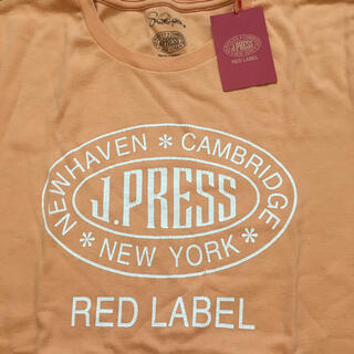 ジェイプレス(J.PRESS)の新品タグ付き J-PRESS Tシャツ(Tシャツ/カットソー(半袖/袖なし))