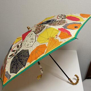 マニプリ manipuri 晴雨兼用 折りたたみ傘(傘)