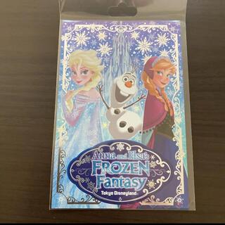 アナトユキノジョオウ(アナと雪の女王)のディズニーポストカード フローズンファンタジー(キャラクターグッズ)