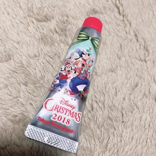 ディズニー(Disney)の【新品未使用】ディズニー クリスマス ハンドクリーム(ハンドクリーム)