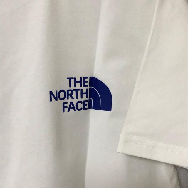 THE NORTH FACE(ザノースフェイス)の【新品未使用】ノースフェイス ホワイトレーベル Tシャツ Lサイズ メンズのトップス(Tシャツ/カットソー(半袖/袖なし))の商品写真