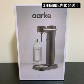 【新品*即日発送】アールケ カーボネーターII AARKE 炭酸水メーカー