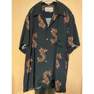 WACKO MARIA - wackomaria Hawaiian shirts ワコマリアハワイアンシャツ