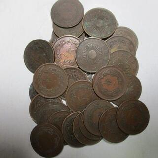稲1銭青銅貨30枚セット 古銭 サービス品(貨幣)