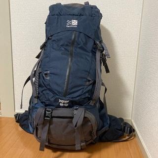 カリマー(karrimor)のkarrimorカリマージャガー 60+10/D.エアフォース 54728(登山用品)