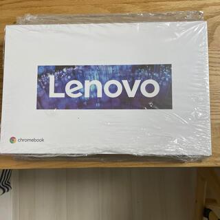 レノボ(Lenovo)のLenovo Ideapad Chromebook ZA6F0038JP 新品(タブレット)