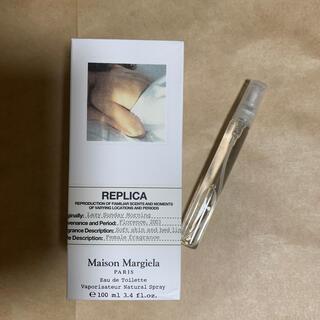 Maison Martin Margiela - レイジーサンデーモーニング10ml レプリカ
