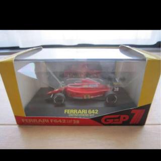 フェラーリ(Ferrari)のROSSSO(ロッソ)1/43 フェラーリ642 アメリカGP アレジ マルボロ(ミニカー)