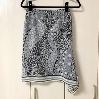 インディヴィ(INDIVI)のINDIVI インディヴィ スカート(ひざ丈スカート)
