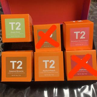 ルピシア(LUPICIA)のT2 紅茶(茶)