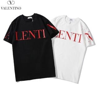 ヴァレンティノ(VALENTINO)の★8000円2枚ヴァレンティノVALENTINO半袖Tシャツ#HHS121727(Tシャツ(半袖/袖なし))