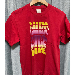 NIKE - NIKE ゴツナイキ 半袖シャツ メンズ M