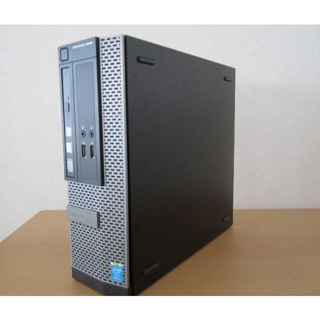 DELL(デル)のデスクトップPC DELL  with MS Office 2019 スマホ/家電/カメラのPC/タブレット(デスクトップ型PC)の商品写真