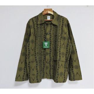エスツーダブルエイト(S2W8)の新品 South2 West8 Hunting Shirt S 総柄(シャツ)