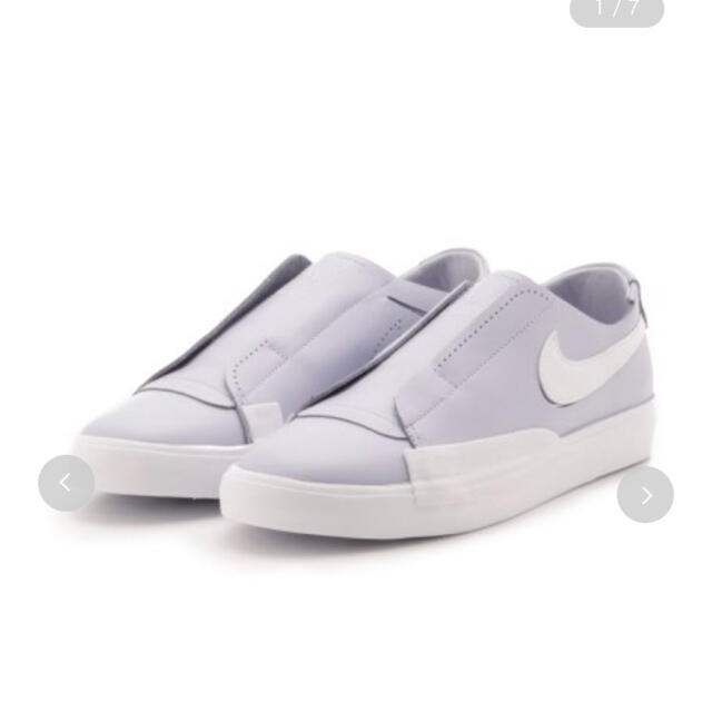 emmi atelier(エミアトリエ)のsneaker by emmi BLAZER SLIP Nike 24.0 レディースの靴/シューズ(スニーカー)の商品写真