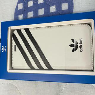 アディダス(adidas)のiPhone12mini adidasケース(iPhoneケース)
