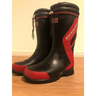 ダンロップ(DUNLOP)のDUNLOP 子供用男の子長靴レインブーツ22センチ(長靴/レインシューズ)
