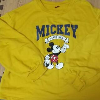 ディズニー(Disney)のMickey Mouseトレーナー(トレーナー/スウェット)