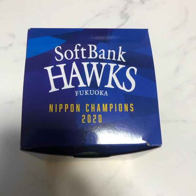 福岡ソフトバンクホークス(フクオカソフトバンクホークス)のソフトバンクホークス チャンピオンリング2020 スポーツ/アウトドアの野球(記念品/関連グッズ)の商品写真