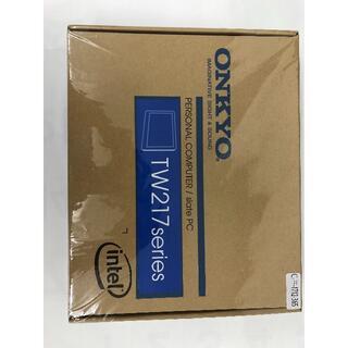 オンキヨー(ONKYO)のONKYO タブレットPC 新品未使用・未開封(タブレット)