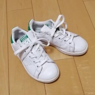 アディダス(adidas)のadidas【アディダス】STAN SMITH 17cm(スニーカー)