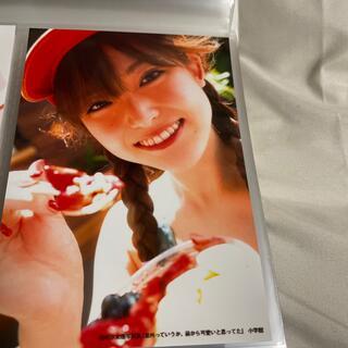 ノギザカフォーティーシックス(乃木坂46)の松村沙友理 こんぷりん 生写真 写真集(女性アイドル)