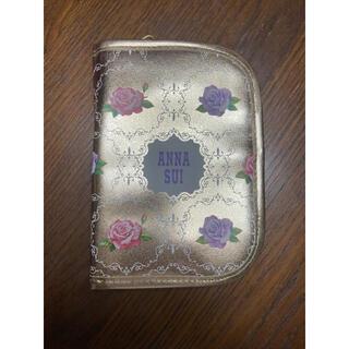アナスイ(ANNA SUI)の新品 パスポートケース(旅行用品)