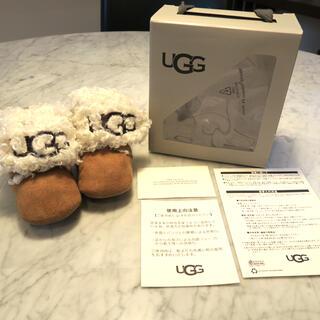 アグ(UGG)のUGG ブーツ ベビーブーツ(ブーツ)