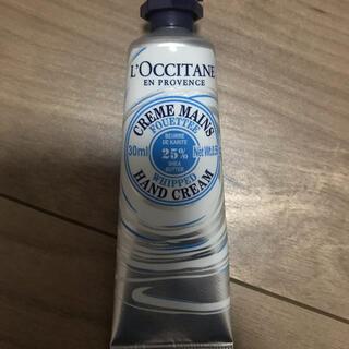 L'OCCITANE - ロクシタン シア・ホイップハンドクリーム
