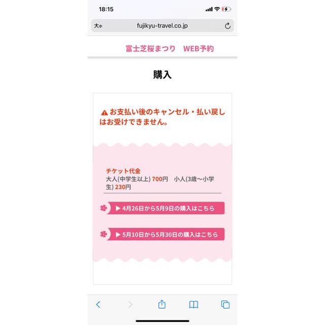 トヨポヨ様専用 5枚 チケットの施設利用券(遊園地/テーマパーク)の商品写真