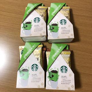 スターバックスコーヒー(Starbucks Coffee)のスターバックスコーヒー オリガミ ドリップコーヒー(コーヒー)