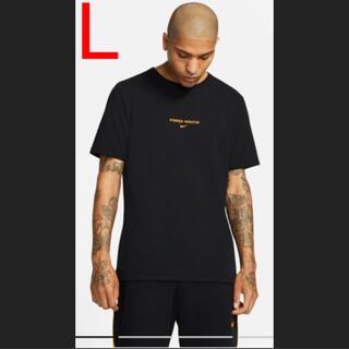 ナイキ(NIKE)のnocta ノクタ nike ナイキ Tシャツ tee ドレイク ブラック L(Tシャツ/カットソー(半袖/袖なし))