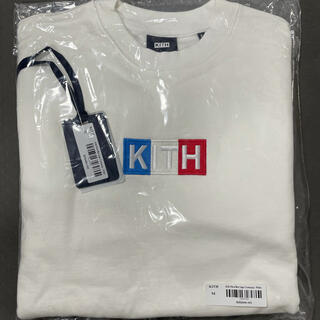 キース(KEITH)のKITH Paris 限定 box logo M クルーネック (スウェット)