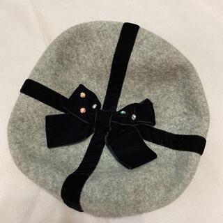 エミリーテンプルキュート(Emily Temple cute)のエミリーテンプルルル ♡ プレゼントベレー帽(ハンチング/ベレー帽)