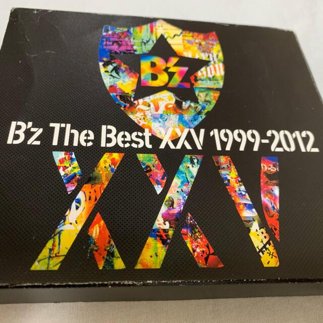 B'z The Best XXV 1999-2012(初回限定盤) エンタメ/ホビーのCD(ポップス/ロック(邦楽))の商品写真