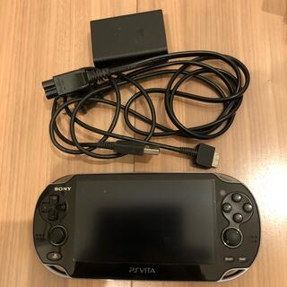 PlayStation Vita - PlayStationvita PCH-1000 プレイステーションvita