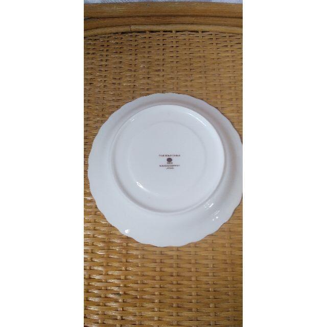 NIKKO(ニッコー)のNIKKO カップ&ソーサーセット BONE CHINA インテリア/住まい/日用品のキッチン/食器(グラス/カップ)の商品写真