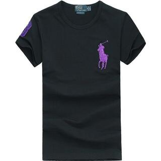 ポロラルフローレン(POLO RALPH LAUREN)の高品質男性用ポロ ラルフローレンTシャツ10色(Tシャツ/カットソー(半袖/袖なし))