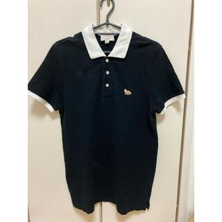 MAISON KITSUNE' - メゾンキツネ 刺繍ポロシャツ
